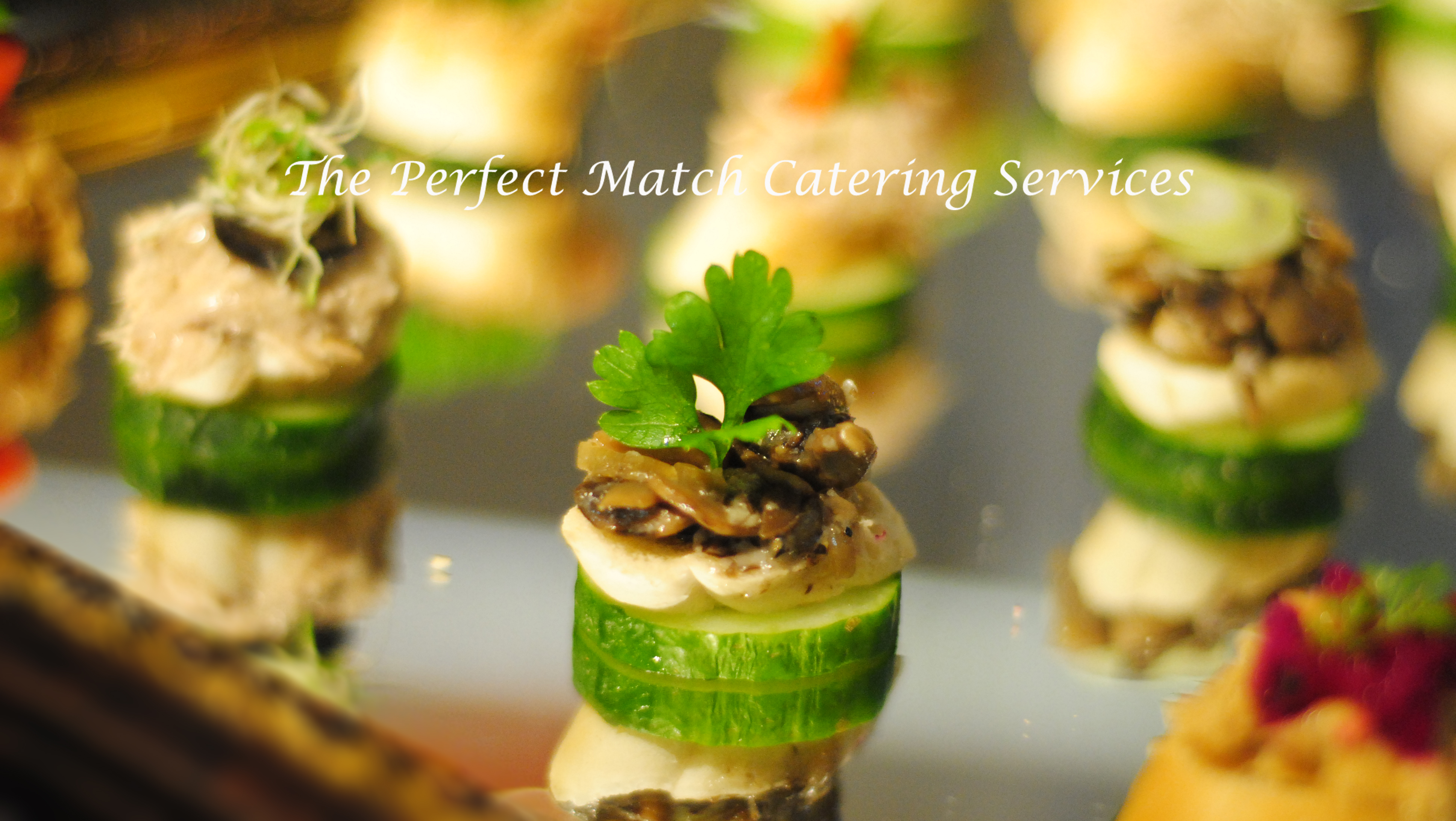 The Perfect Match Catering Services Good Food Brings