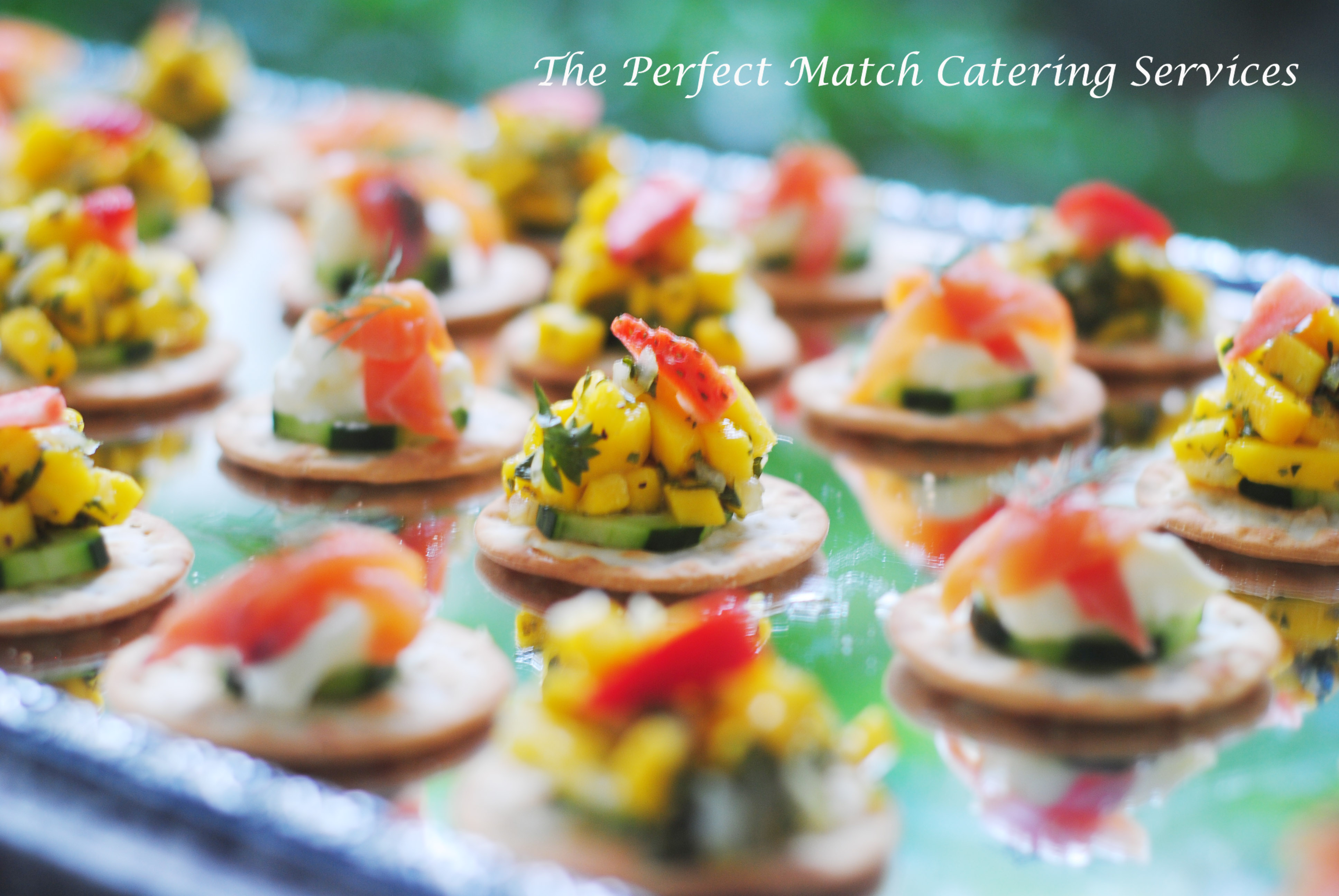 Canape finger food the perfect match catering services for Canape catering